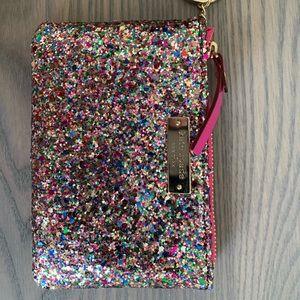 Kate Spade Glitter Coin Purse